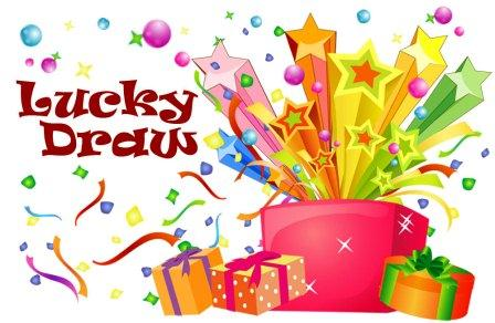 Photo Lucky Draw – Use this software you can hold a raffle at your party!